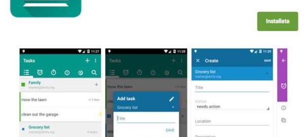 Task iOS su Android
